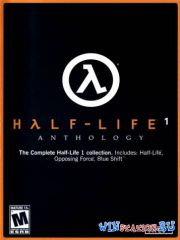 Half-Life 1: Complete (1998-2001/RUS/ENG/RePack)