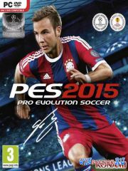 Pro Evolution Soccer 2015 Update v1.02