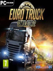 Euro Truck Simulator 2: Gold Bundle / С грузом по Европе 3  [1.15.1.1s] + 2 ...