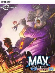 Max: The Curse of Brotherhood (2014/PC/RUS/ENG/Multi8/RePack by R.G. Механики)