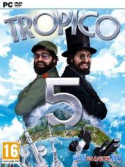 Tropico 5 (2014/PC/RUS/ENG/Rip by R.G. Механики)