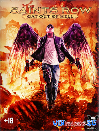 Скачать Saints Row: Gat out of Hell бесплатно
