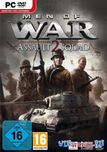 Men of War: Assault Squad 2