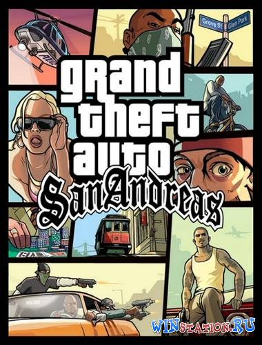 Grand Theft Auto: San Andreas (GTASA) + MultiPlayer [0. ...