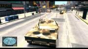 Компьютерная игра Grand Theft Auto 4 в стиле GTA 5