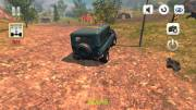 Uaz 4x4 Off Road Racing геймплей