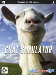 Симулятор Козла / Goat Simulator [v 1.2.34870] (2014/Eng/Steam-Rip от R.G. Origins)