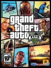 Grand Theft Auto V Update 4 (v1.0.350.1) and Crack v4 - 3DM