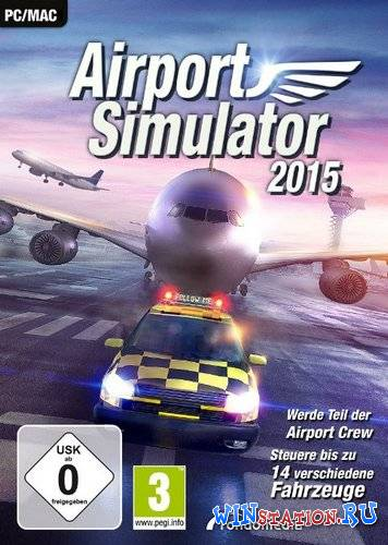 Скачать Airport Simulator 2015 бесплатно