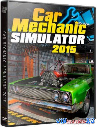 Car Mechanic Simulator 2015 [v 1.0.3.4 + 1 DLC]