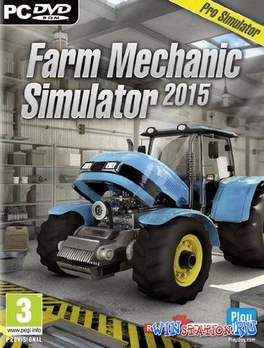 Скачать Farm Mechanic Simulator 2015 (Ravenscourt) бесплатно