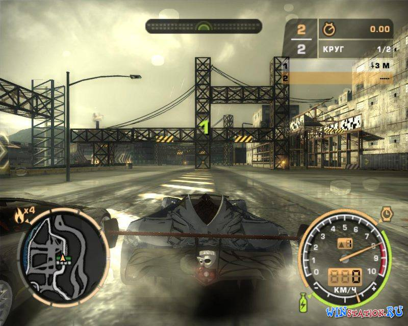 Need for Speed: Most Wanted (2005) - game- Download