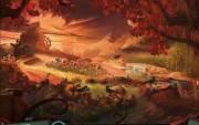 Нарисованный мир Заколдованная башня геймплей