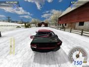 FlatOut 2 Winter Pursuit геймплей