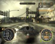 Need for Speed Most Wanted геймплей