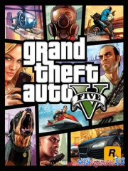 Grand Theft Auto V Update 5 and Crack v4 (2015)- 3DM