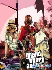 Grand Theft Auto V / GTA 5 (2015/PC/MULTi12/RUS/ENG/L)