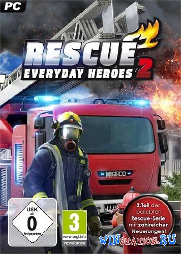 Скачать RESCUE 2: Everyday Heroes бесплатно