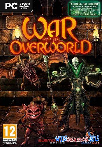 Скачать War for the Overworld бесплатно