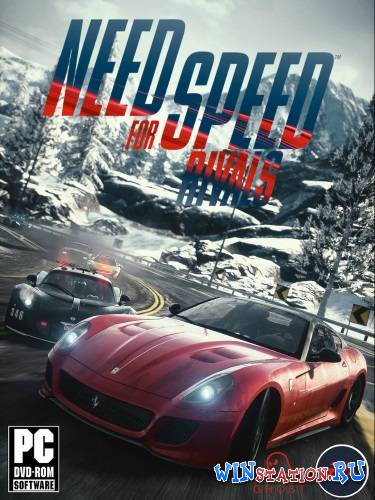 Скачать Need for Speed Rivals бесплатно