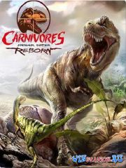 Carnivores: Dinosaur Hunter Reborn [v.1.0u1] (2015/PC/Русский|RePack)