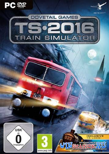 Скачать Train Simulator 2016 бесплатно