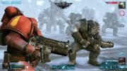 Warhammer 40000 Regicide геймплей