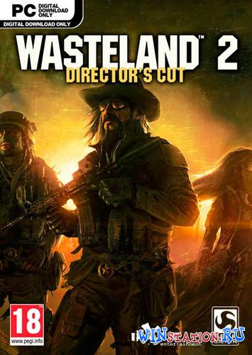 Скачать Wasteland 2: Director's Cut бесплатно