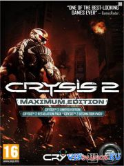 Crysis 2. Maximum Edition / Кризис 2