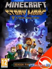 Minecraft: Story Mode - A Telltale Games Series. Episode 1