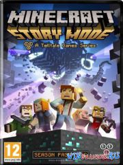 Minecraft: Story Mode - A Telltale Games Series. Эпизод 1 и 2