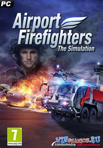 Скачать Airport Firefighters: The Simulation бесплатно