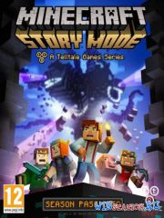 Minecraft: Story Mode - A Telltale Games Series. Episode 1-4