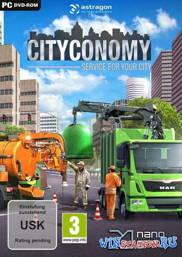 Скачать Cityconomy: Service for your City бесплатно