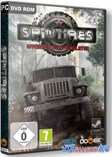 Скачать Spintires [Build 09.11.15] бесплатно