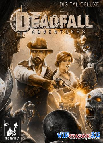 Скачать Deadfall Adventures бесплатно