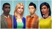 Компьютерная игра The Sims 4