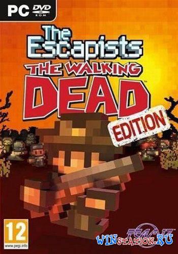 Скачать игру The Escapists The Walking Dead бесплатно торрентом