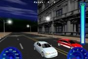 Компьютерная игра Уличные гонки Ночной Петербург 2