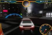 Уличные гонки Ночной Петербург 2 геймплей