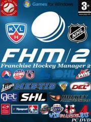 Franchise Hockey Manager 2 (2015/ENG)
