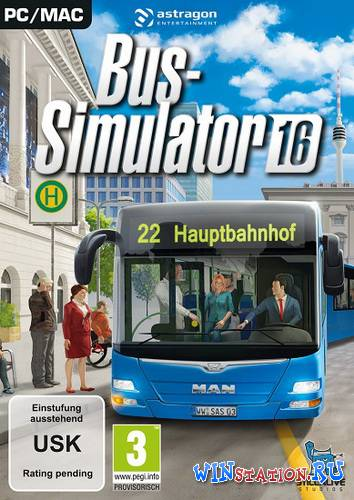������� Bus Simulator 16 ���������