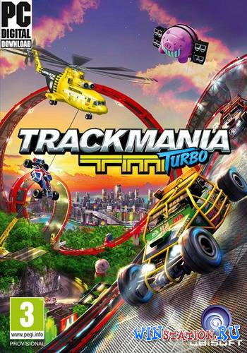 Скачать Trackmania Turbo бесплатно