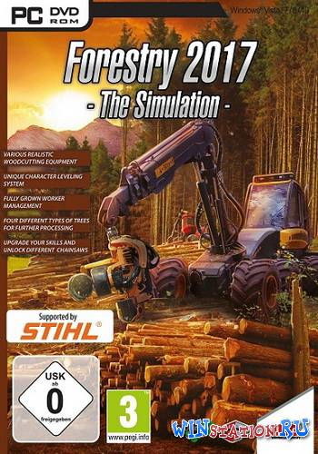 ������� Forestry 2017 - The Simulation ���������