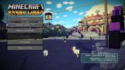 Minecraft Story Mode A Telltale Games Series геймплей