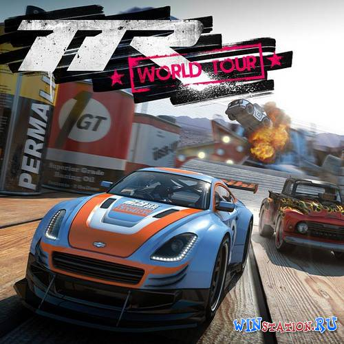 Скачать Table Top Racing: World Tour [Update 1 + DLC] бесплатно