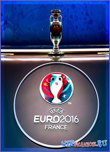 ������� UEFA EURO 2016 FRANCE (Konami Digital Entertainment) ���������