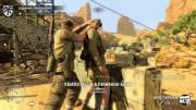 Sniper Elite 3 геймплей