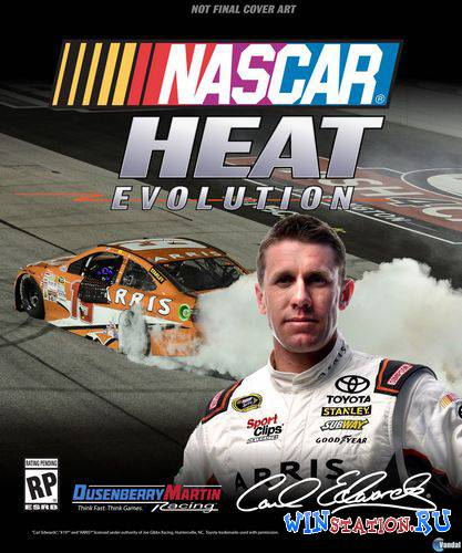 Скачать NASCAR Heat Evolution (Dusenberry Martin Racing) бесплатно
