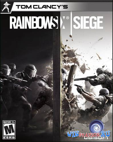 Скачать Tom Clancy's Rainbow Six: Осада (4.2/upd26/dlc) бесплатно